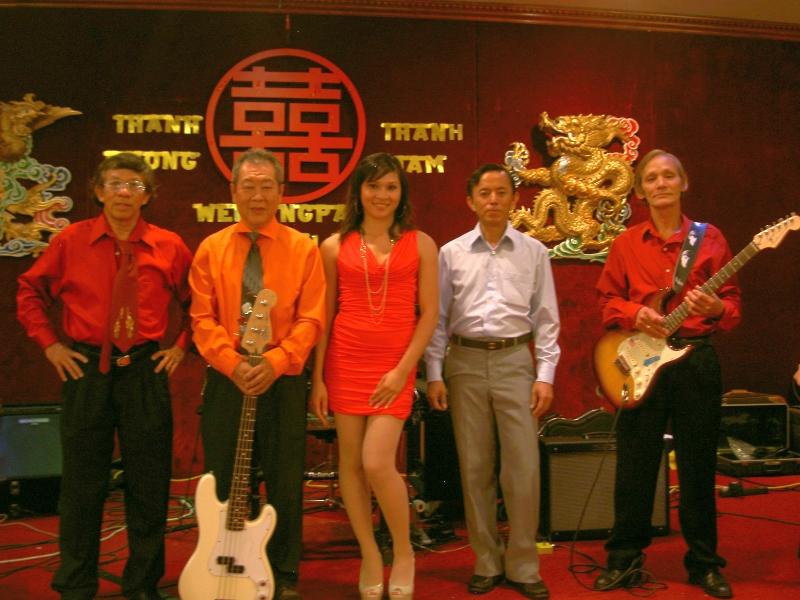 Anh Phú  và Ban nhạc